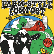 Lady Bug Brand Farm Style Compost