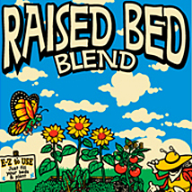 Lady Bug Brand Raised Bed Blend